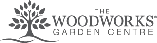The Woodworks Garden Centre Logo