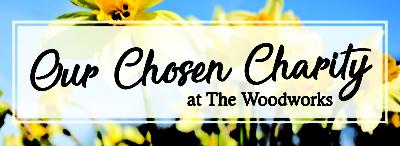 Woodworks Garden Centre announce their chosen charity of 2019