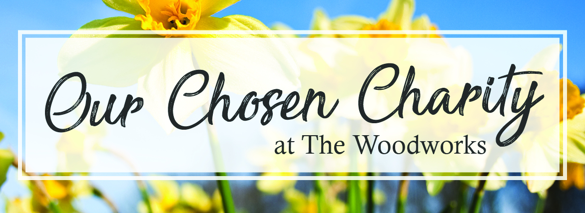 Woodworks Garden Centre announce their chosen charity of 2019