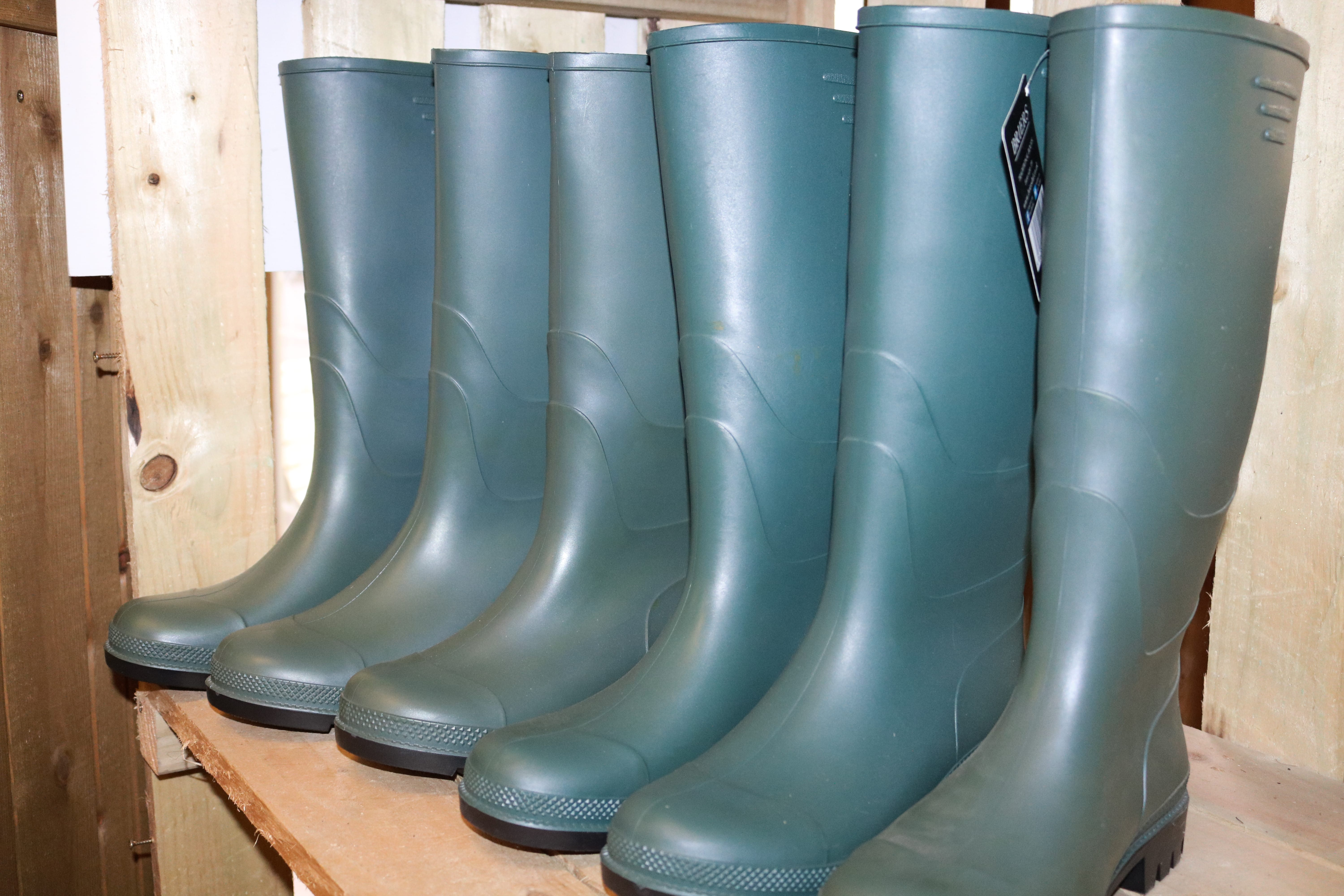 A gardener always nees a good pair of wellies!